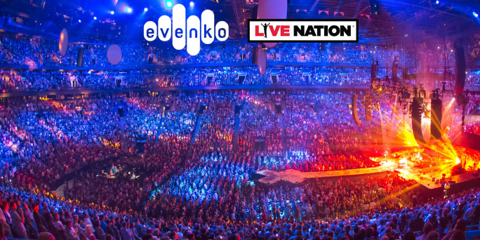 Live Nation Entertainment & evenko Planning to Pause All Tours