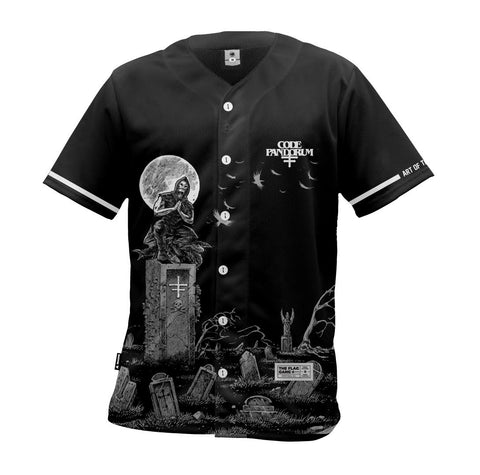 Code: Pandorum Baseball Jersey - Art of the Devil