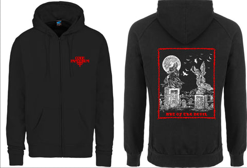 Code: Pandorum Zip Up Hoodie (Art of the Devil)