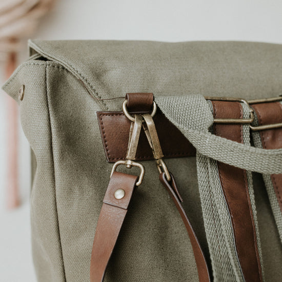 The Minimalist Backpack- Restock Mid-October