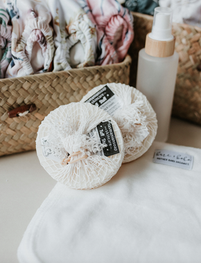 Bamboo Reusable Cloth Wipes *Preorder Now- Restock Feb 28th*