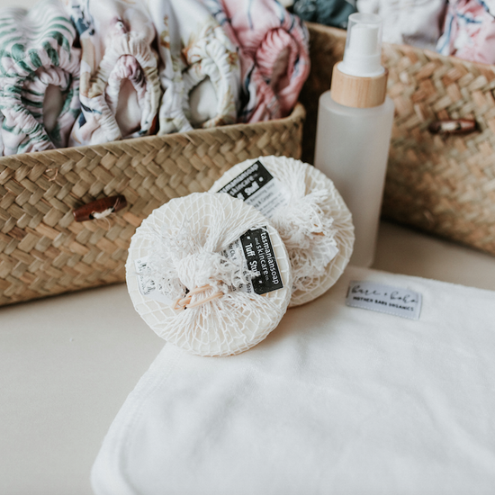 Bamboo Velour Reusable Cloth Wipes