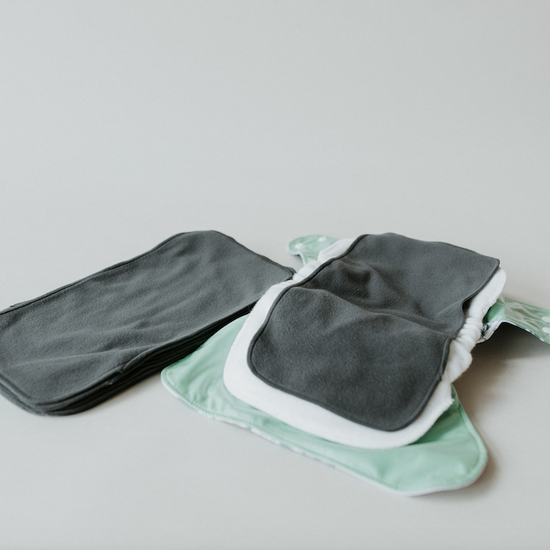 Reusable Microfleece Nappy Liners 10-Pack *Restock Feb*
