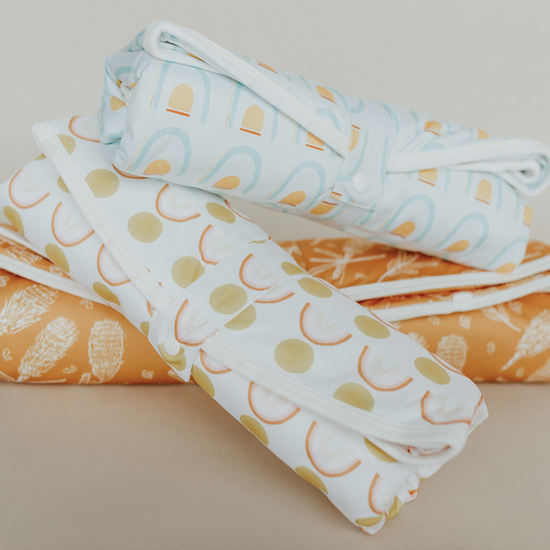 Nappy-Free Tummy-Time Mats (Water-resistant)*Restock May 11th*