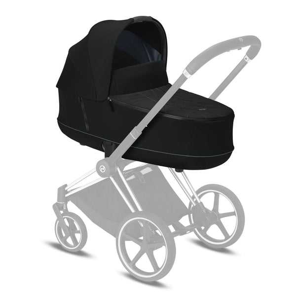 Cybex Priam Lux Cot - Deep Black