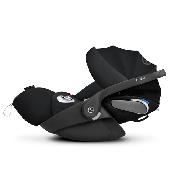 Cybex Cloud Z i-size Deep Black 180°