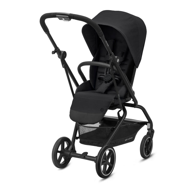 Cybex Eezy S Twist+ 2 - Deep Black