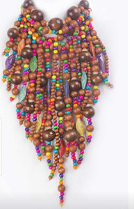 Efia statement necklace