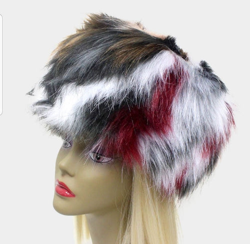 Mila faux fur hat