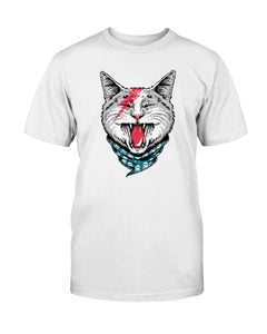 Camiseta Cat Rock T-shirt