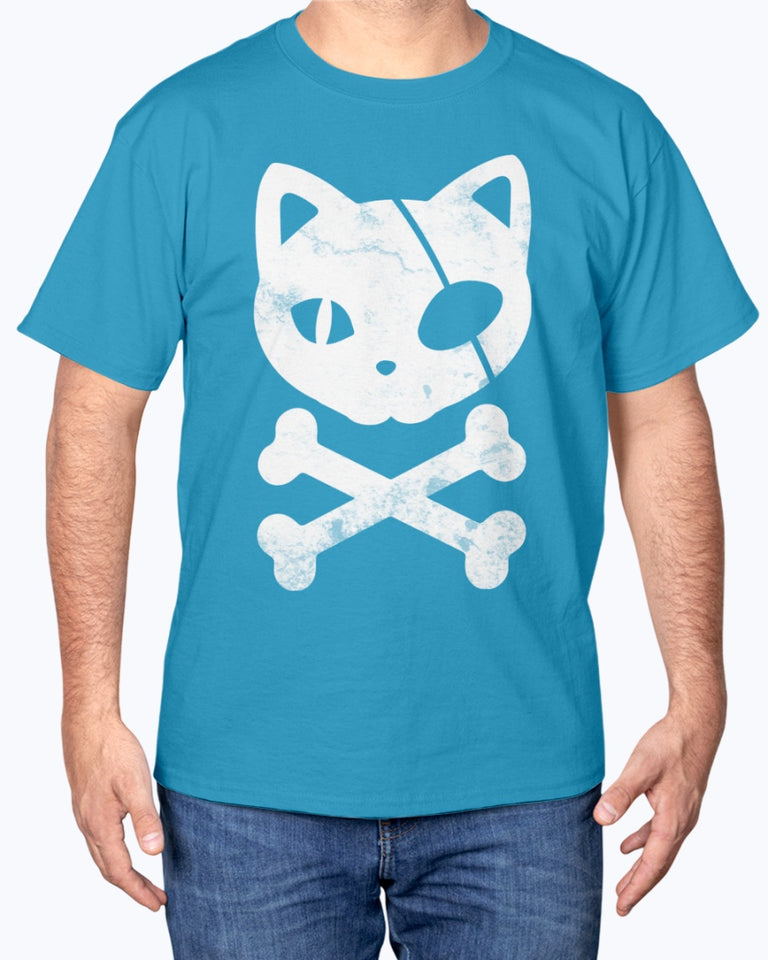 Skull Cats Horror Kitty T-shirt & Hoodie - Wonder Cute Official