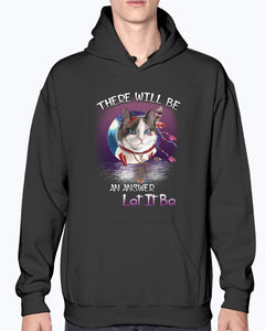 There Will Be An Answer Cat T-shirt - Wonder Cute Official