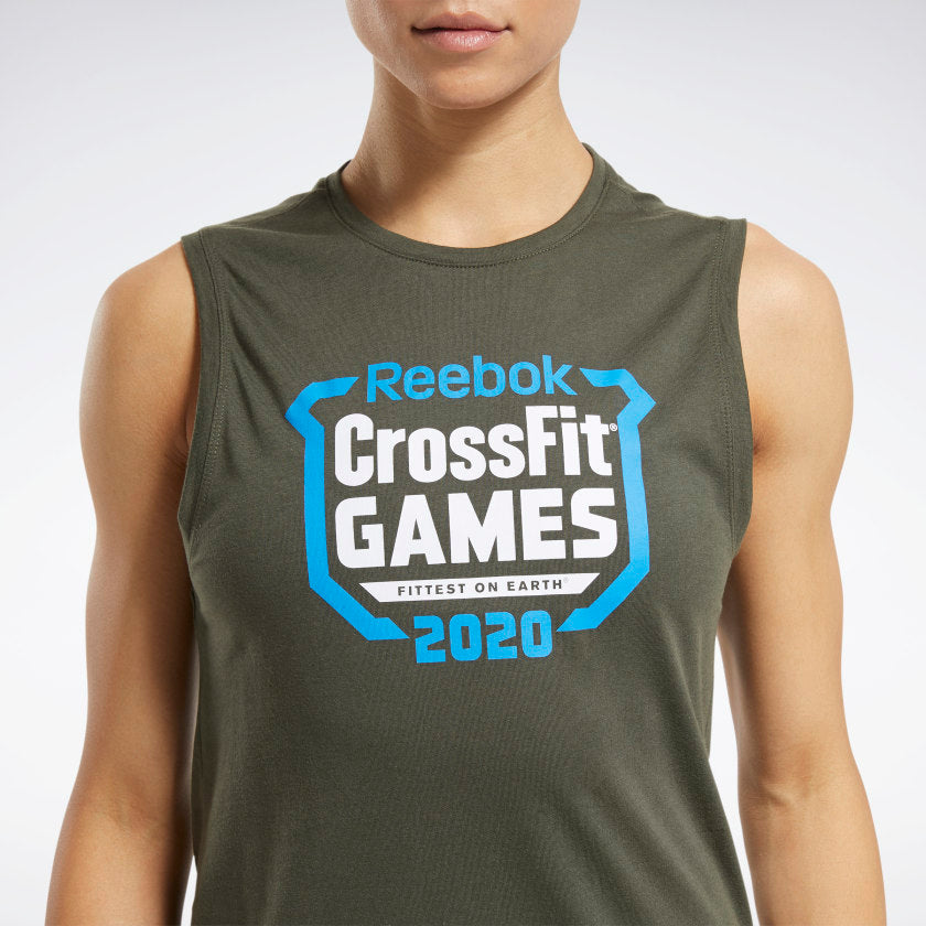 CROSSFIT® GAMES CREST TANK TOP