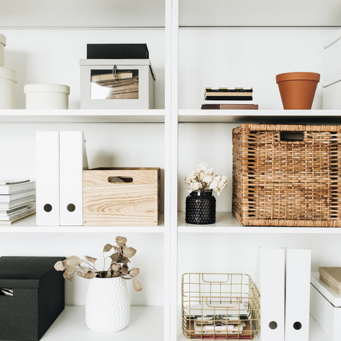 Conquer Living Room Clutter With These 5 Easy Steps