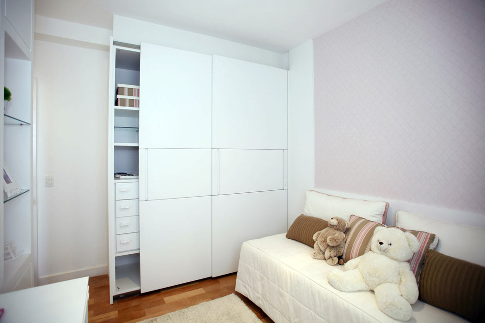 Sliding Door Wardrobes: Space Saving And Stylish