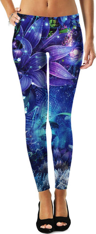 Cameron Grey Cosmic Nature Leggings