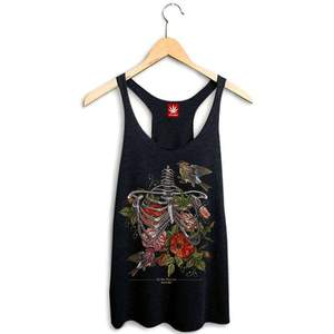Stonerdays Women's 'True Love' Racerback