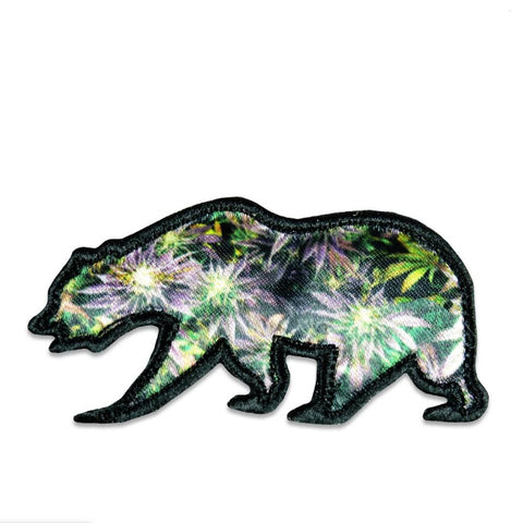 GRC Apothecary Bubba Removable Bear Patch