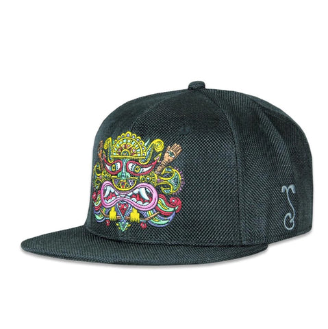 Grassroots Chris Dyer El Necio Black Fitted