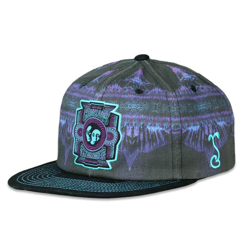Grassroots Experience Purple Strapback OSFM