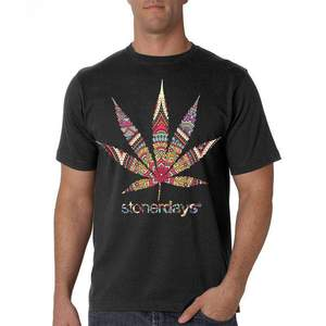 Stonerdays Men's 'Mandala' Tee