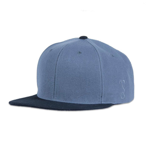 Grassroots Touch of Class Charcoal Pro Fit Snapback