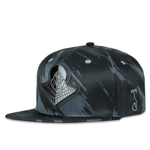Grassroots Danger Zone Storm Snapback