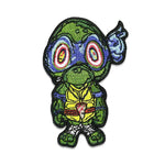 GRC Vincent Gordon Turtles Blue Iron-On Patch