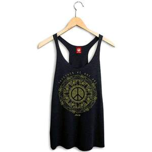 Stonerdays Women's 'We are one' Racerback