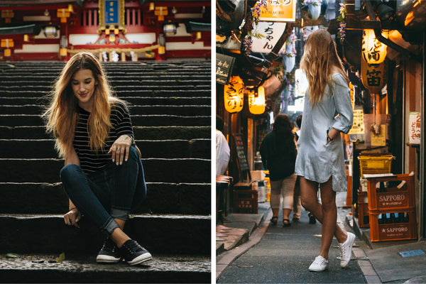 Chasing Simplicity in Japan