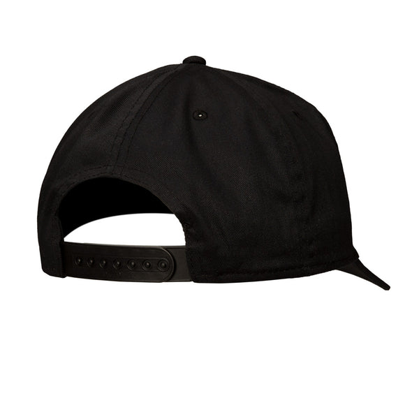 Color:Black-Simple Logo Baseball Hat -alt