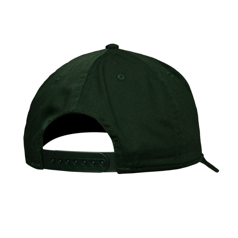 Color:Green-Simple Logo Baseball Hat -alt