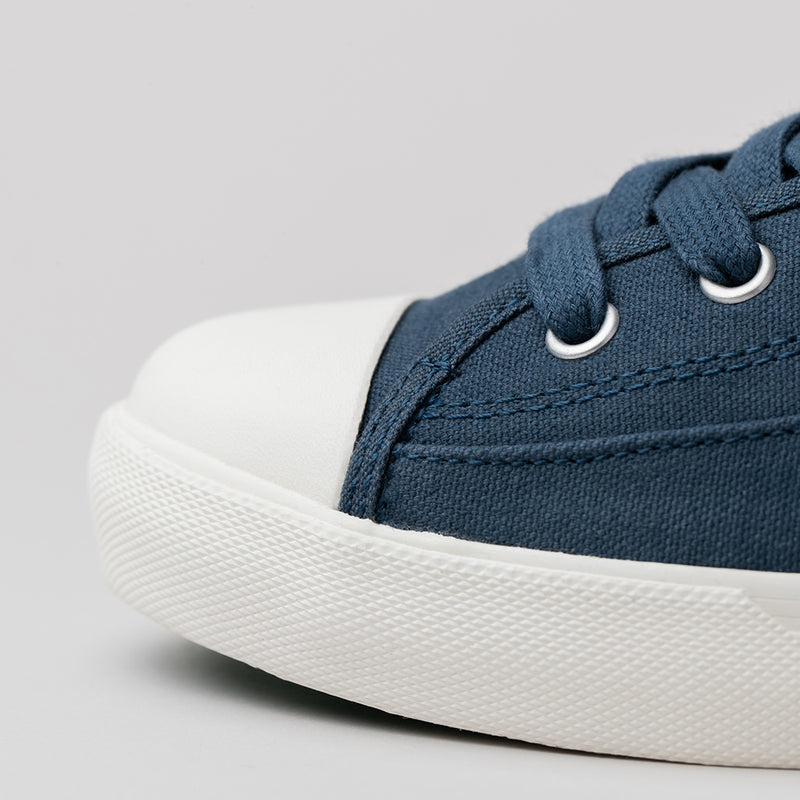 Color:Navy-Simple S1 Canvas