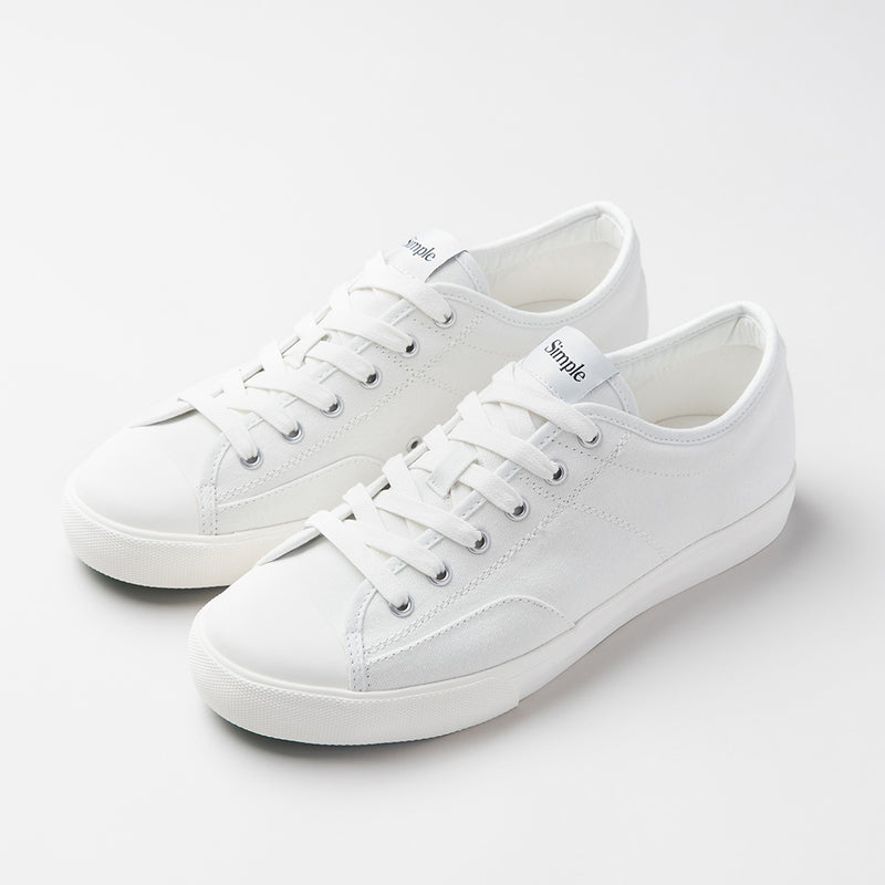 Color:White-Simple S1 Canvas -alt