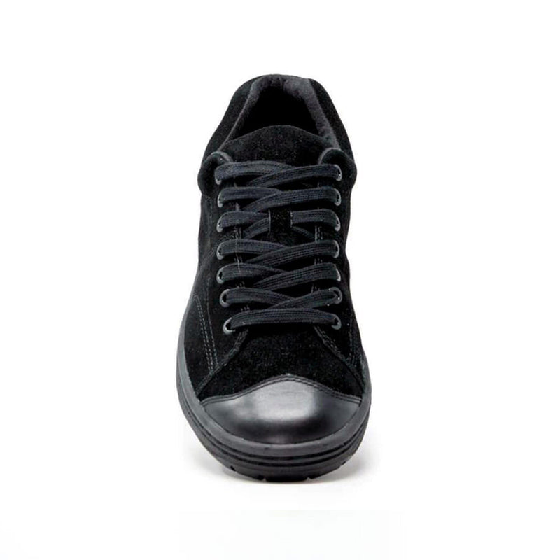 Color:BlackBlack-Simple Retro 91 Suede