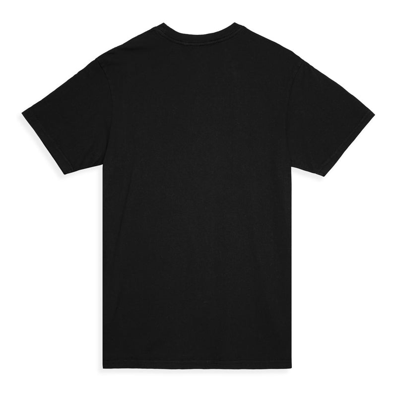 Color:Black-Simple Oval Tee