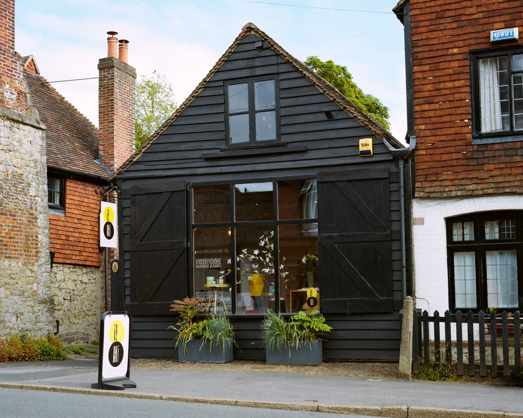 NiMi Sevenoaks Seal Kent Japanese homewares black barn shop