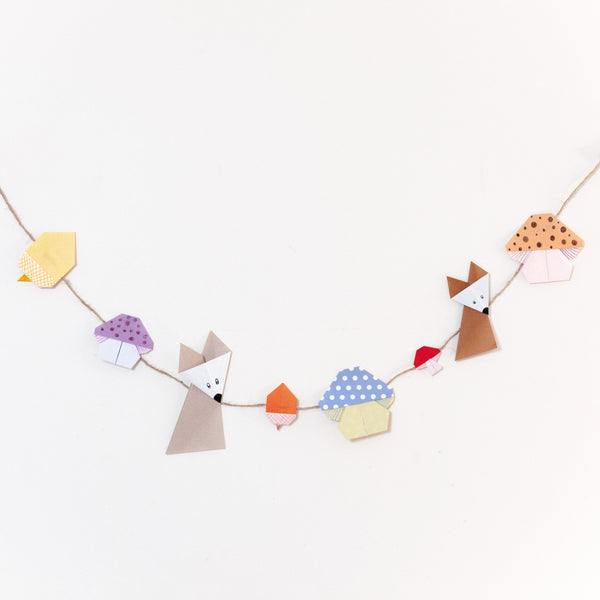 KIDS' ZOOM ORIGAMI WORKSHOP 10TH OCT (SAT)