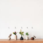 JANNE CORNISH | KUGA MINI VASES