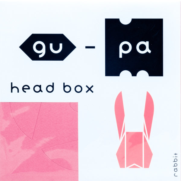 GU-PA HEADBOX RABBIT