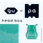 GUPA HEAD BOX, PAPER BOX, JAPANESE DESIGN, MADE IN JAPAN