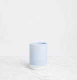 Blue Asemi Hasami Cup large, Japanese Hasami porcelain, made in Japan
