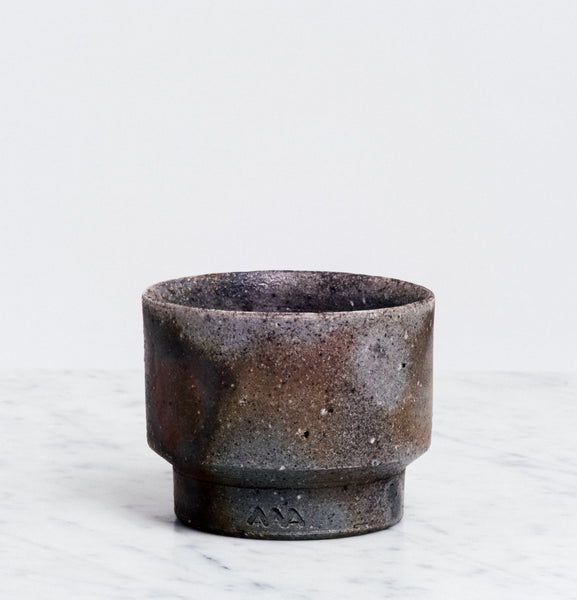 Asemi Bizen cup small | Japanese ceramic MADE IN JAPAN Limited edition