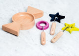 KIKO+ BUBBLE WAND JAPANESE WOODEN TOYS