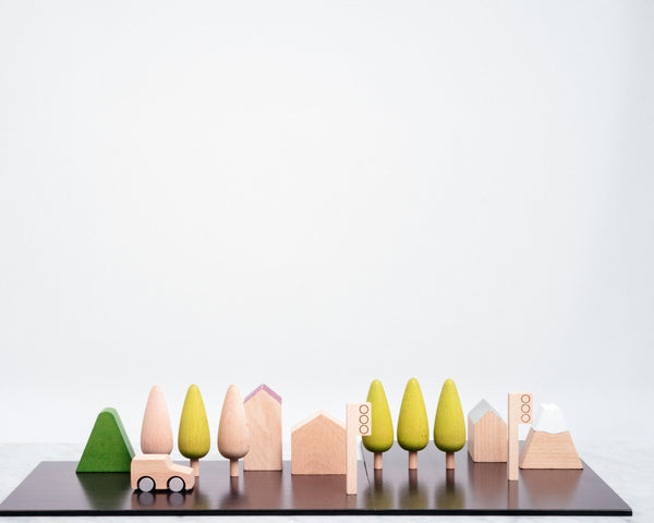 KIKO+ TOY TOWN JAPANESE DESIGN