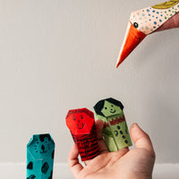 KIDS' ZOOM ORIGAMI WORKSHOP 16TH MAY (SAT)