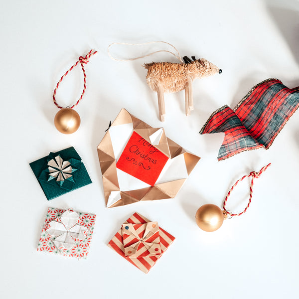 ADULTS' ZOOM ORIGAMI WORKSHOP 10TH DEC (THU)