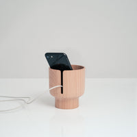 Acoustic premium wood speaker, handmade in Japan by Atelier Yocto using traditional Japanese carpentry techniques - NiMi Projects