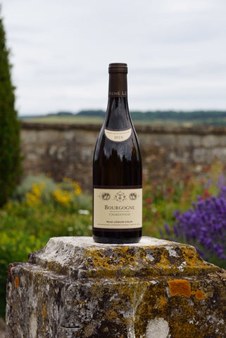 Bourgogne 2018 Wit , Domaine Rene Lequin-Colin