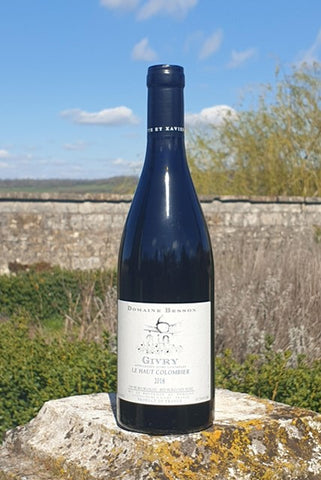 Givry Le Haut Colombier 2018 Rood, Domaine Besson